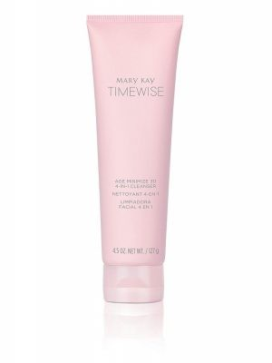Time Wise Age Minimize 3D 4-in-1 Cleanser