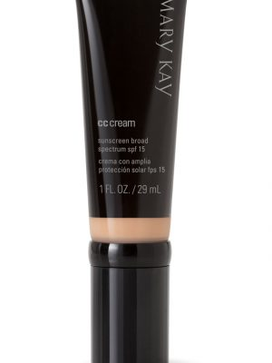 Mary Kay CC Cream Sunscreen Broad Spectrum SPF 15